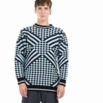 Sibling's Chequered Crew Top