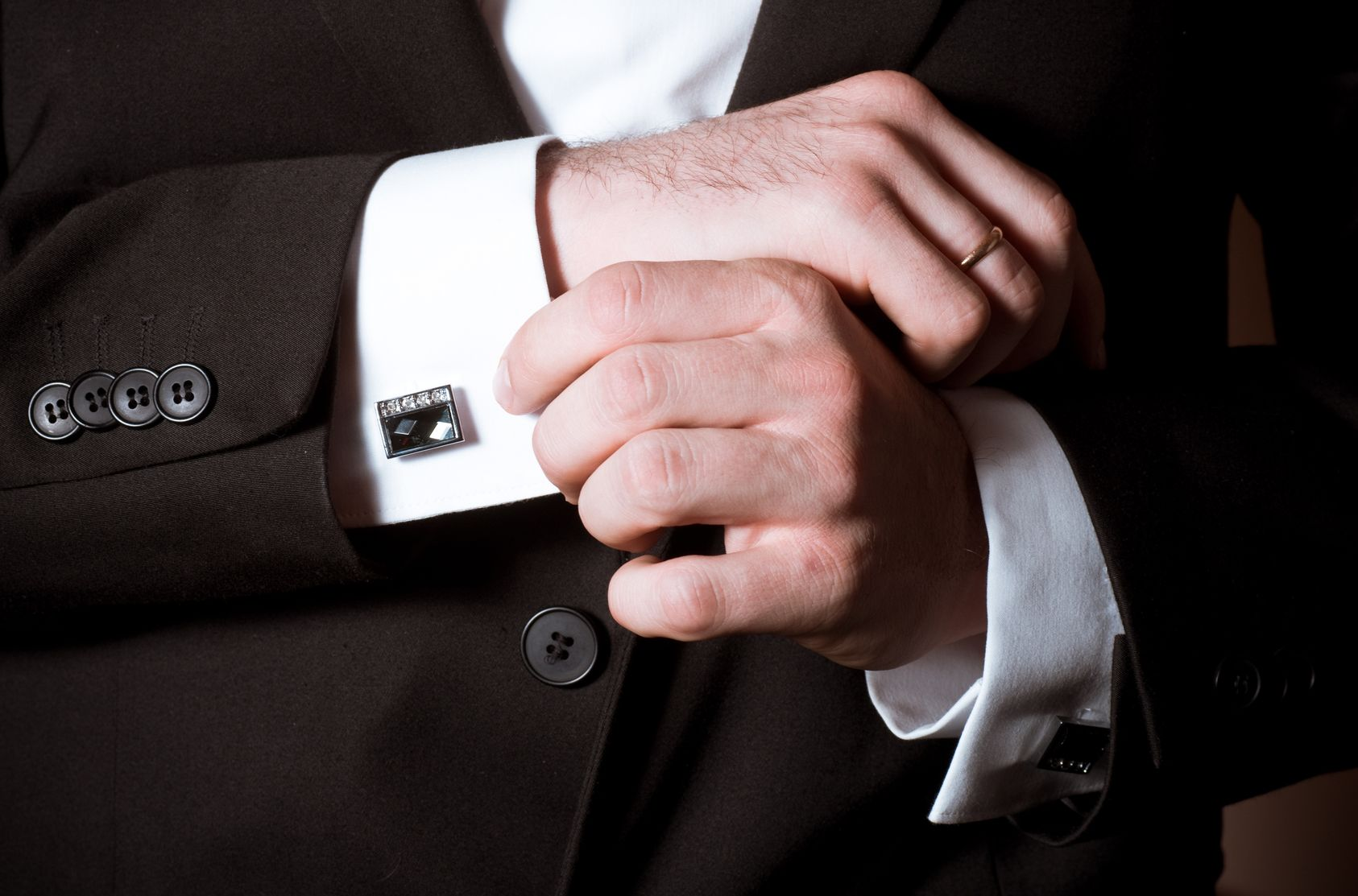 In Praise Of The French Cuff And Cuff Links « Weekly Gravy