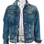 A No-Frills, Denim Jacket