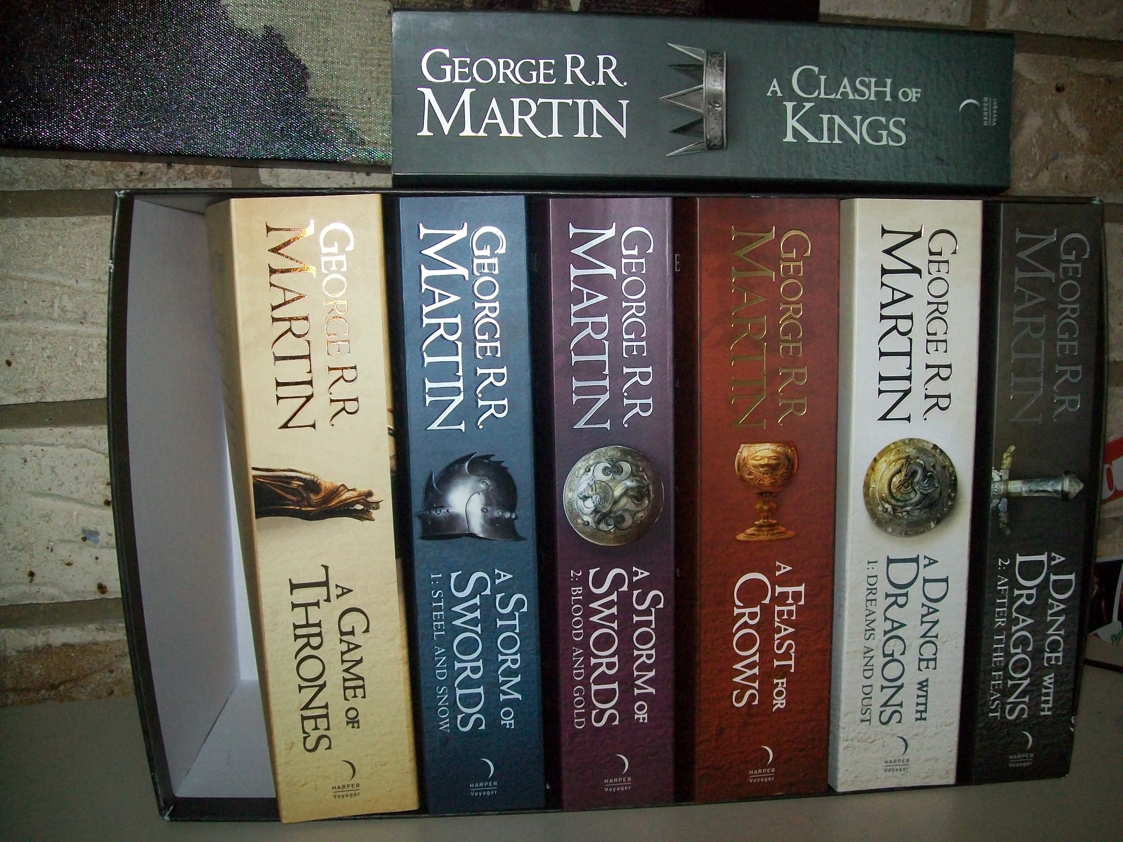 read game of thrones book 1 pdf