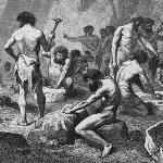 stone age men