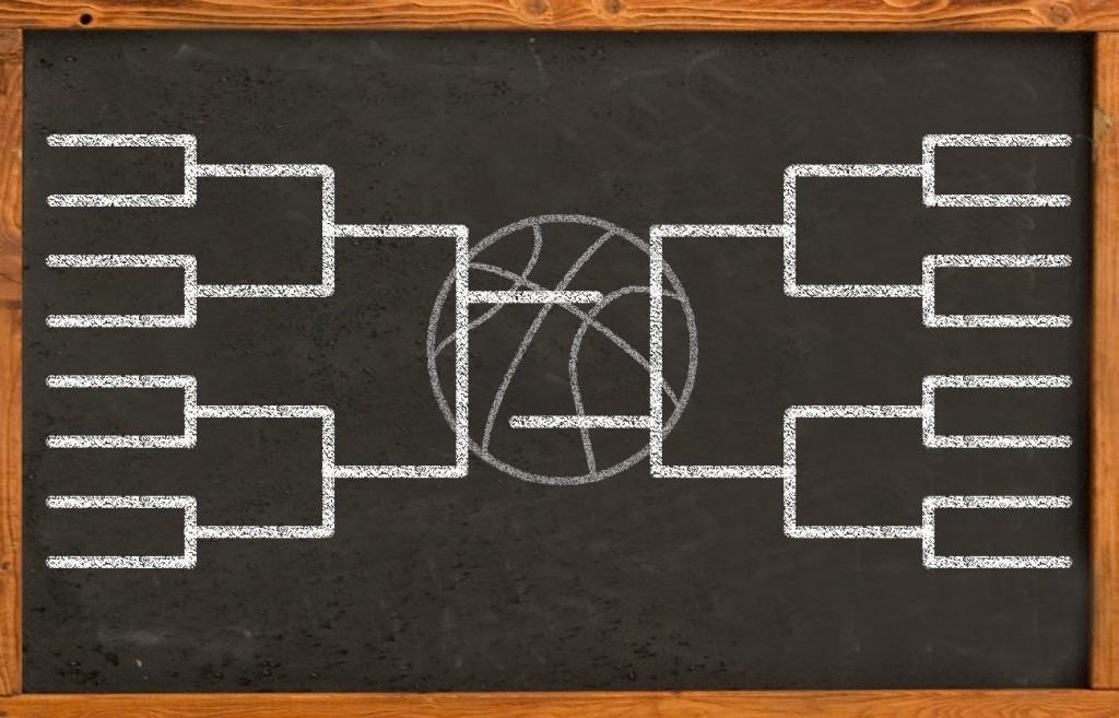 image of empty bracket board