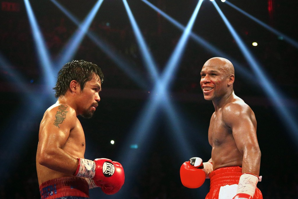 floyd and manny