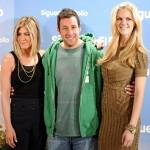 Adam Sandler, Brooklyn Decker, and Jennifer An