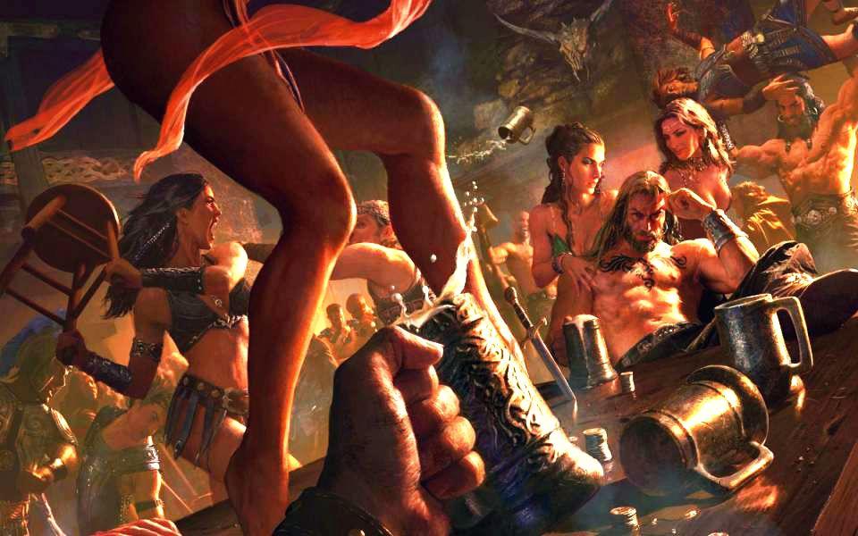 Drinking Dragon Age